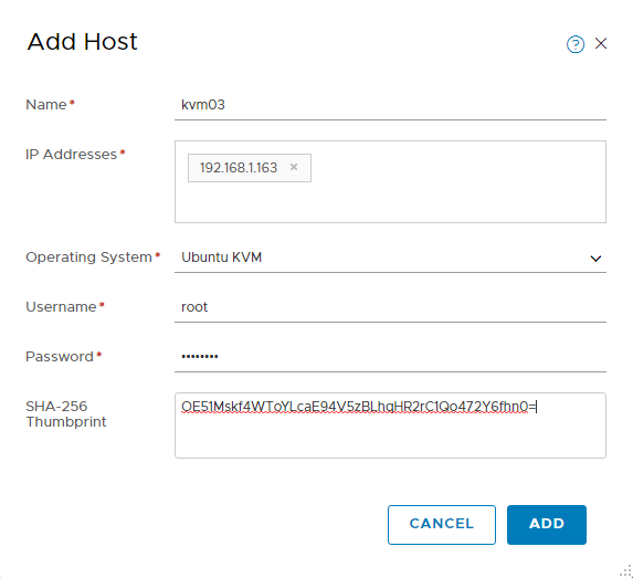 How to Add an Ubuntu KVM host on NSX-T - Lo@Sys